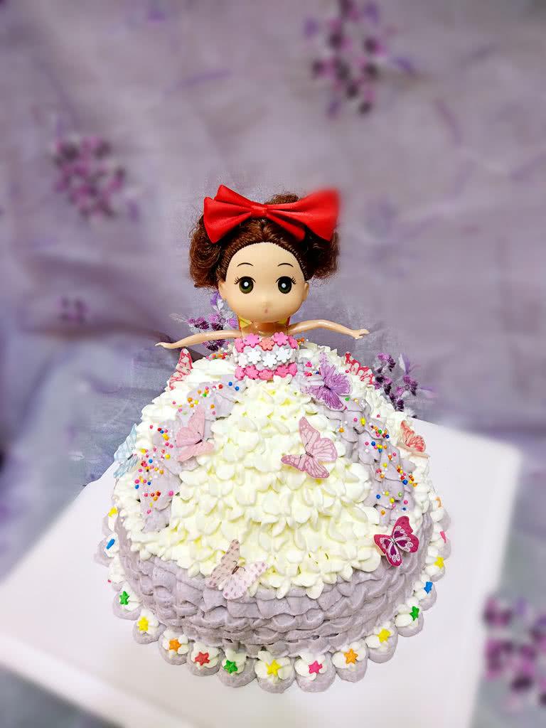 可爱的牛蛋糕图片大全