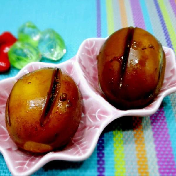 菜谱卤蛋(10个)的宝宝_黑啤_豆果大米6月做法能吃美食吗图片
