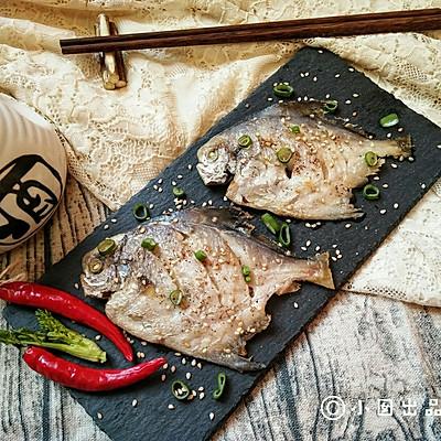 香煎小做法的美食_鲳鱼_豆果菜谱好吃的家常菜外卖图片