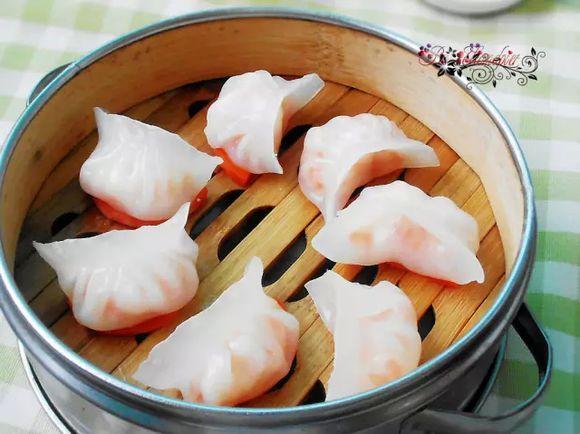 水晶虾饺的做法图解24