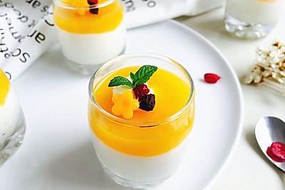 芒果酸奶杯子蛋糕(无需烤箱)#豆果5周年庆#