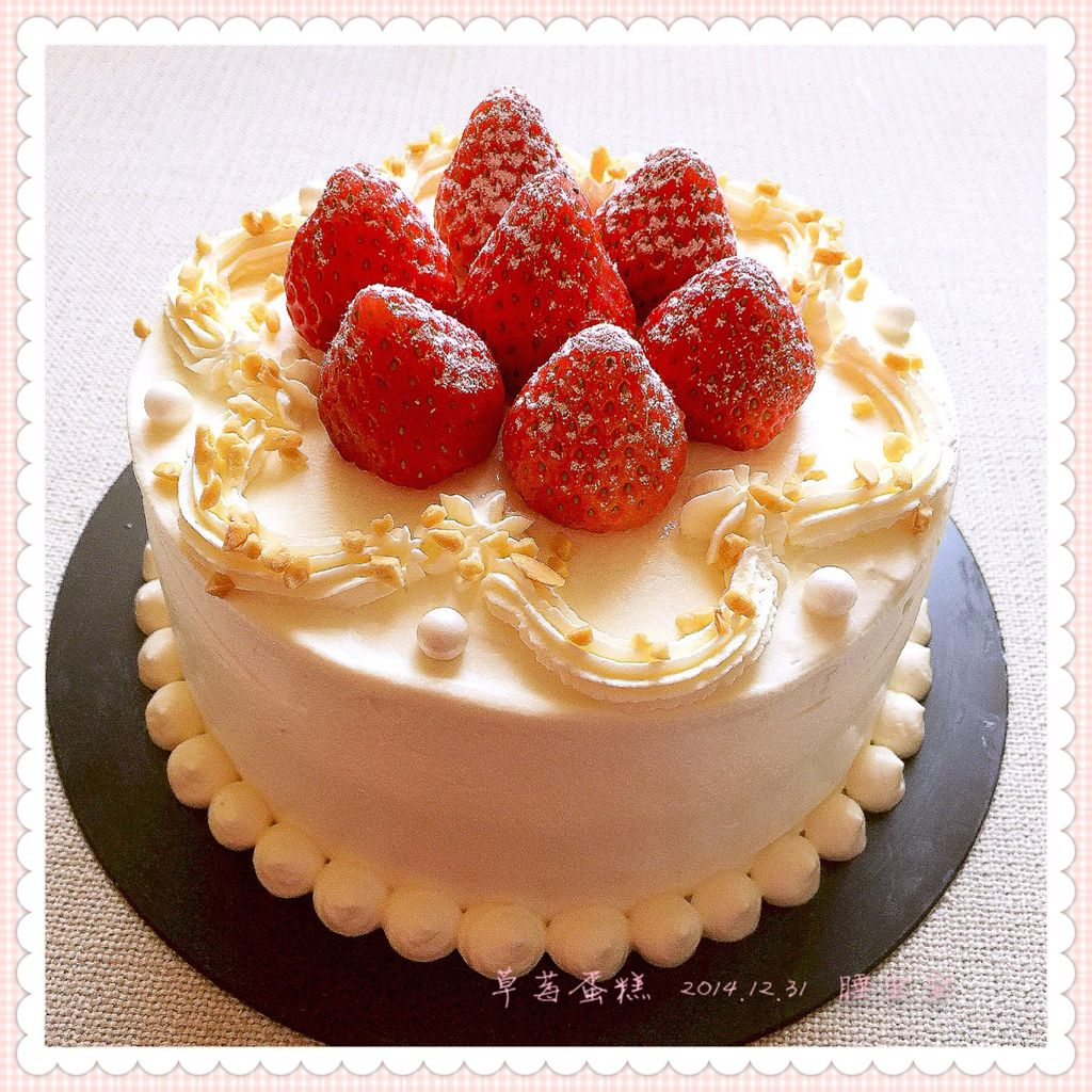 自己设计蛋糕图片