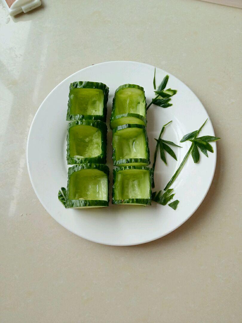 蔬菜水果沙拉#丘比轻食厨艺大赛