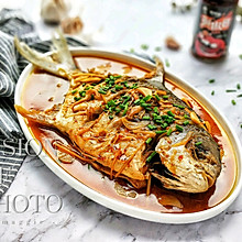 【酸菜猪肝炖排骨】东北菜辅食和菜花一起做粉条图片