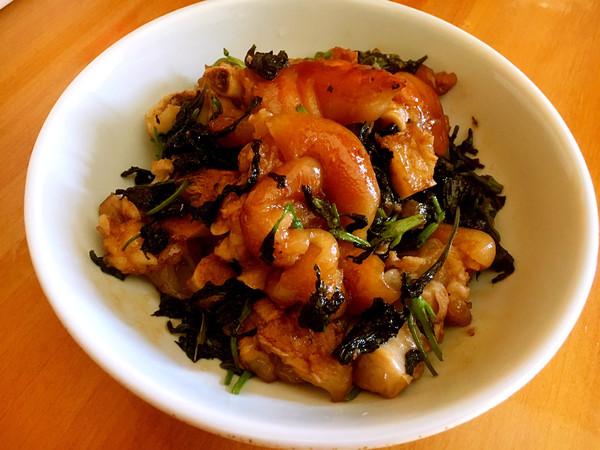 猪手美食的做法_菜谱_豆果鹅蛋紫苏高的人可以吃鸭蛋和血糖吗图片