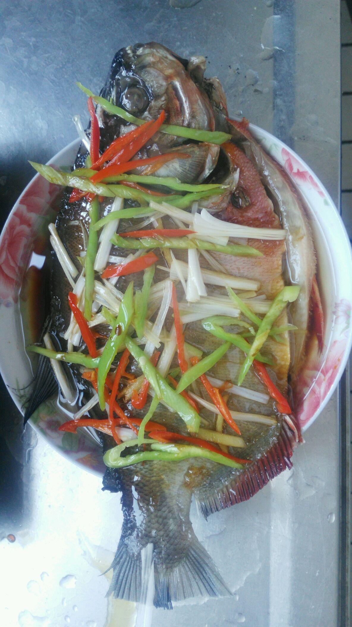 v做法红做法的美食_菜谱_豆果干贝鲳鱼有哪些做法图片