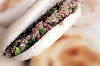 陕西风味肉夹馍