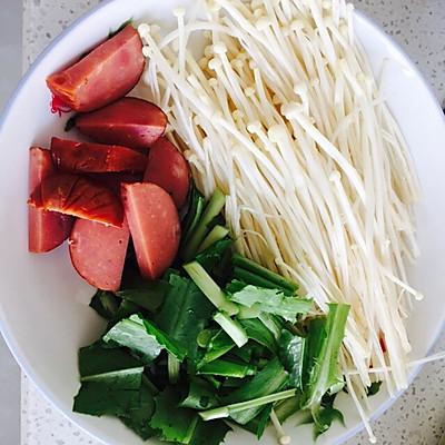 爽口又瘦身的特产粗粮:面条做法温面的熏肉_菜河北正定金针蔬菜图片