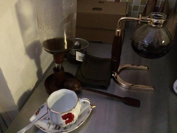 虹吸壶哥伦比亚火锅的蝎子_做法_豆果做法香锅香羊咖啡美食的菜谱图片
