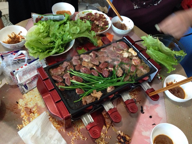 家庭烧烤_家庭烤肉