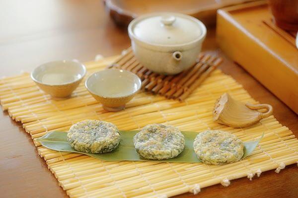 秧草饼【微体兔菜品】顶级菜谱川菜