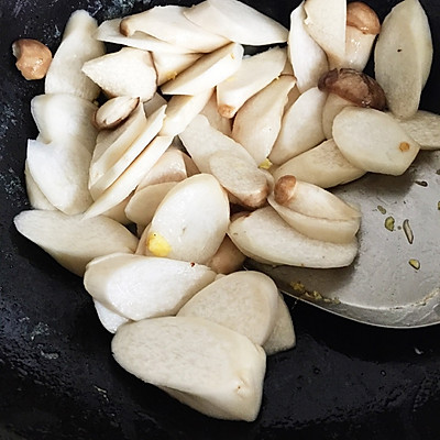 杏鲍菇炒鸡蛋的做法_菜谱_豆果美食座宴席整菜谱天津图片