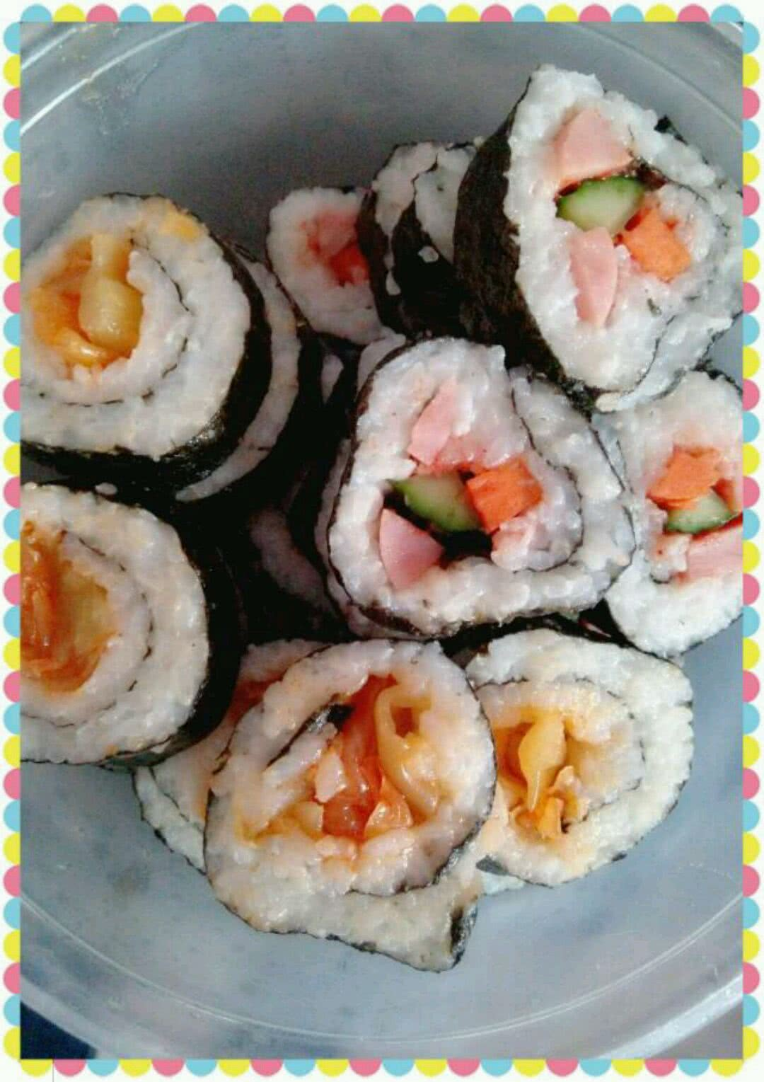海鲜寿司街物语布局图