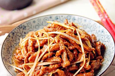 ·京酱肉丝·不出家门吃北京味