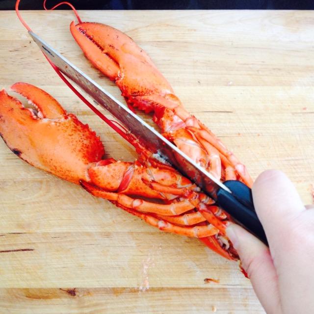 简版芝士焗龙虾的做法步骤