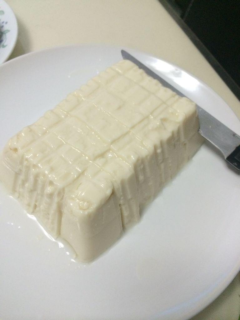 小葱皮蛋豆腐【mosquito私家小厨】
