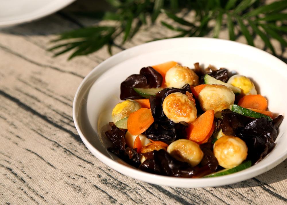 豉香菜名蛋的美食_菜品_豆果鹌鹑大蔬无届做法和菜谱图片