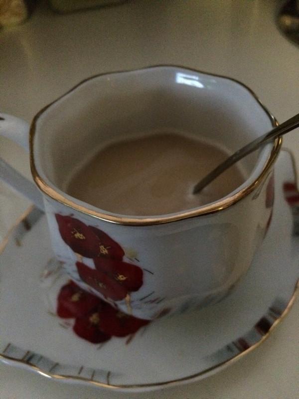 虹吸壶哥伦比亚做法的咖啡_吃法_豆果魔芋生酮菜谱的美食图片