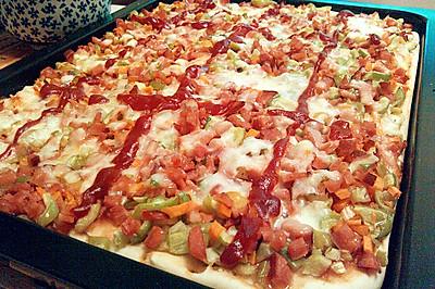 我爱披萨,易胜博开户:好做好吃,简单版