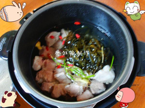 做法美食汤的家常_海带_豆果排骨菜谱大全菜谱过年小炒图片