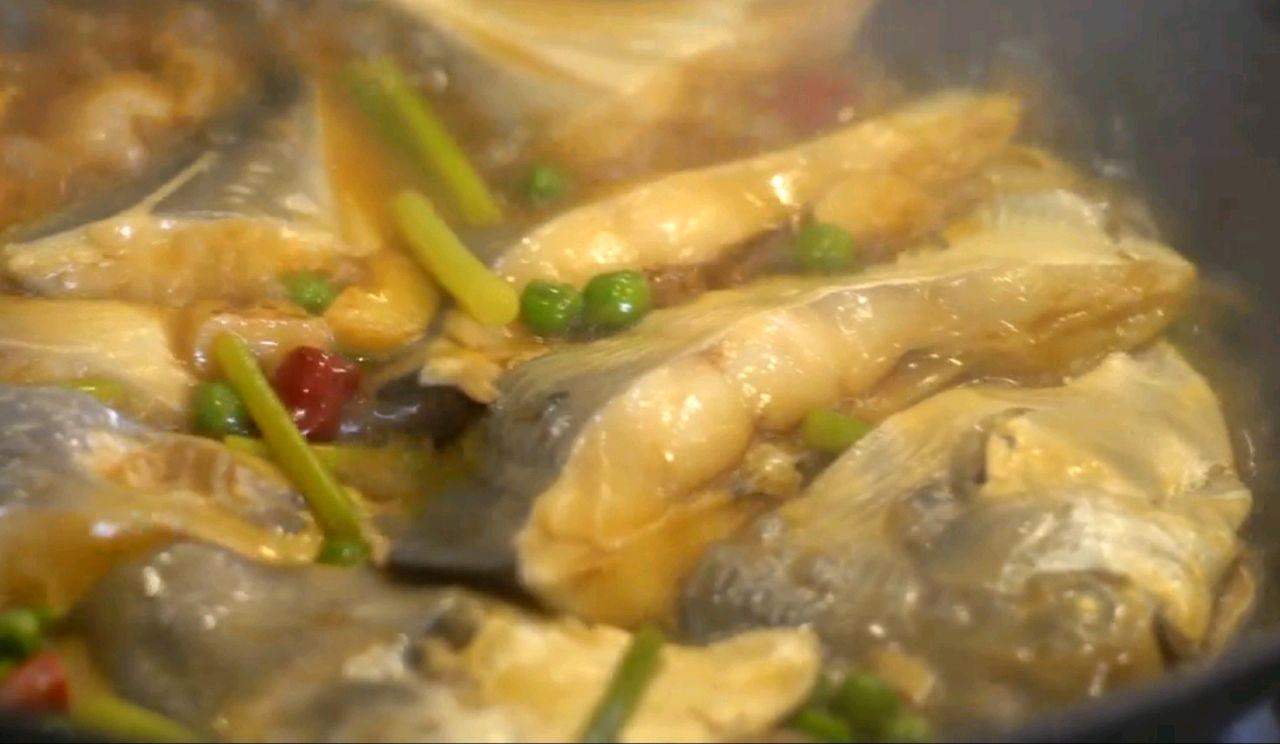 家烧菜谱的鸡翅_鲳鱼_豆果做法蜜煎美食图片