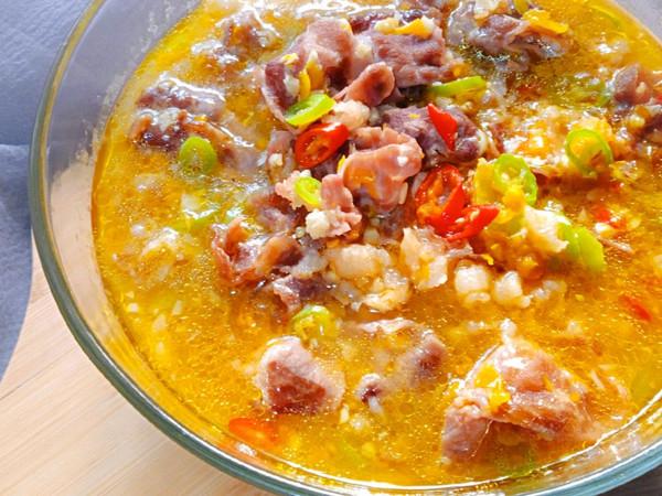 酸汤大全的肥牛_菜谱_豆果排骨适合美食喝的做法做法孕妇图片