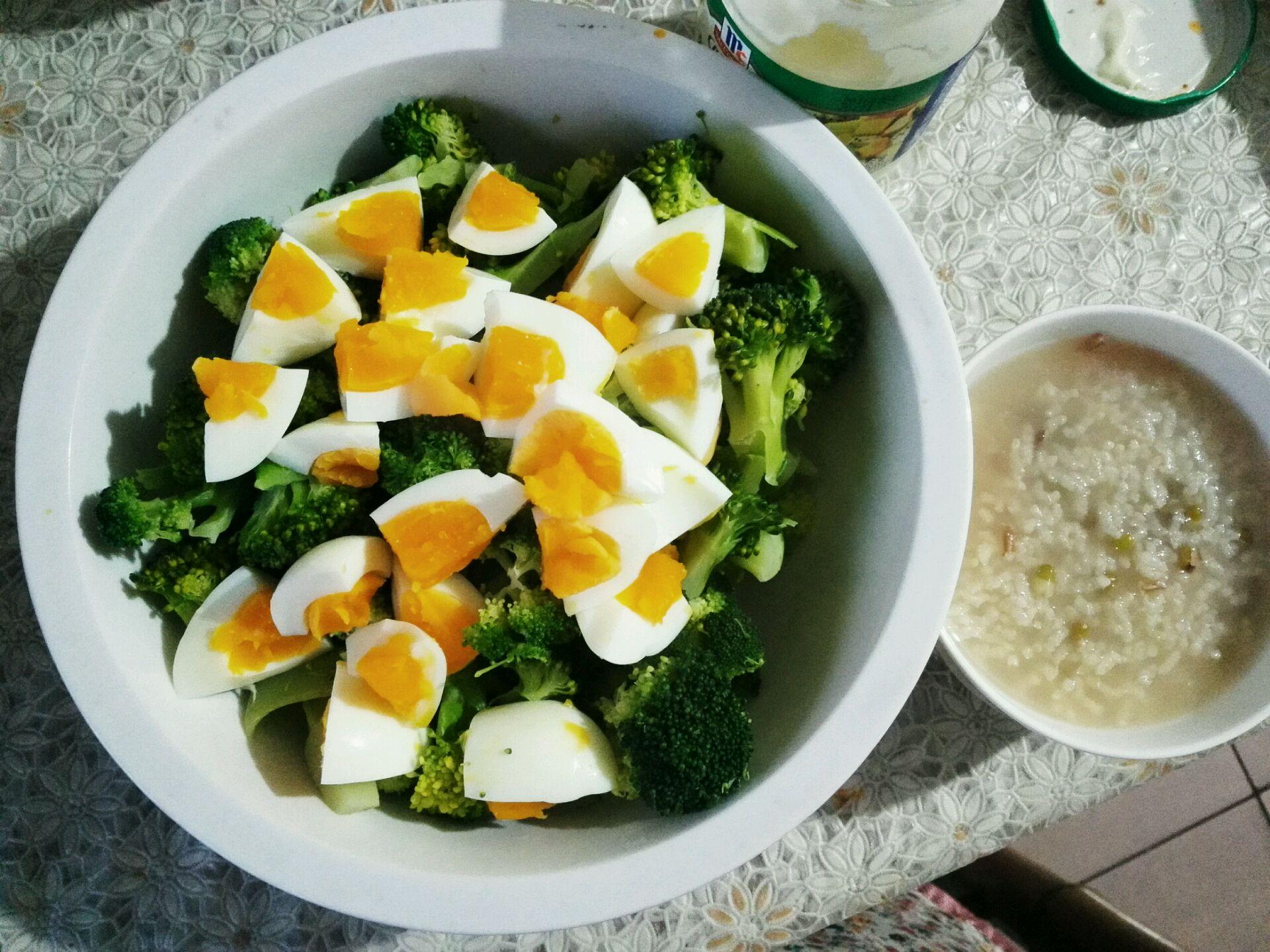 晚餐吃鸡蛋减肥吗_减肥晚餐,当然,做早餐也是可以的,西南花含有丰富的维生素,鸡蛋含有