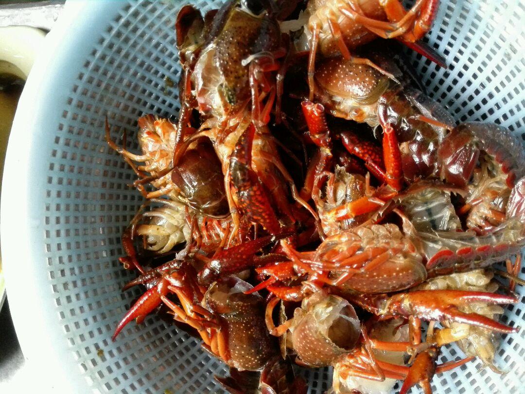 椒盐龙虾的做法步骤