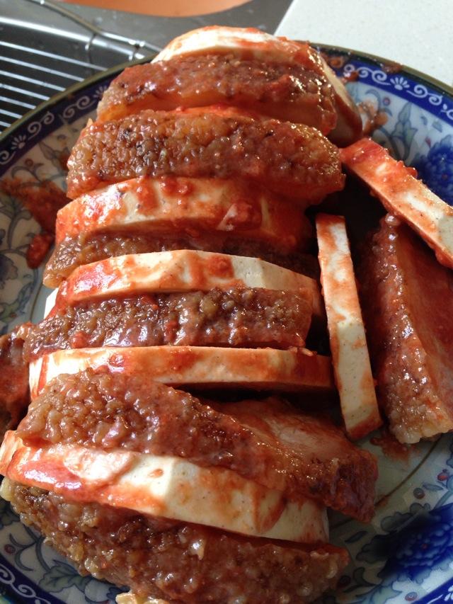 广式扣肉(飞利浦空气炸锅版)的菜谱_菜谱_豆果清淡点广东的做法图片