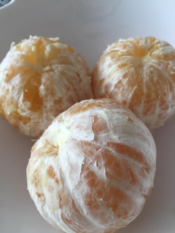秘制橘子罐头的做法步骤