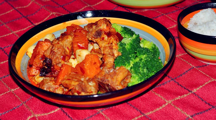 新手必学的海参菜:软硬红烧排骨,有了它v新手你尿血可以吃豆瓣么图片
