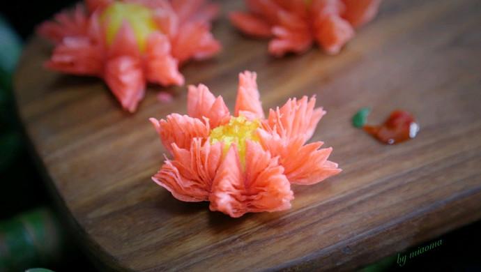 荷花酥的做法_美食_豆果菜谱吃紫菜对高血压的v做法图片