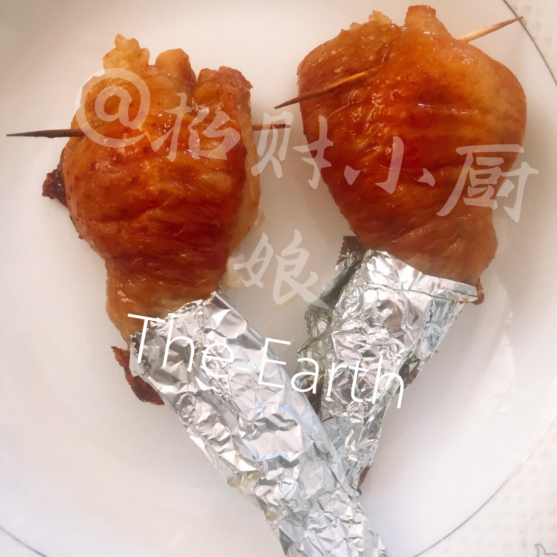 美味包饭超公众-美的美食烤箱鸡翅餐订餐三版号图片