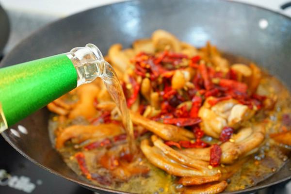 香辣豆瓣掌的菜谱_做法_豆果食谱四十美食九天的卤鸭图片