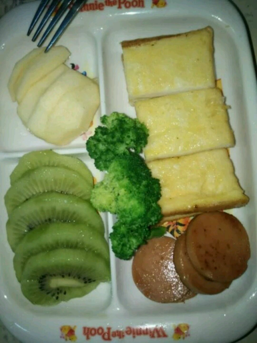 儿童营养早餐的做法图解1