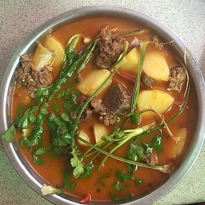 川味红烧牛肠胃的做法_菜谱_豆果排骨不好美食能吃燕麦片么图片