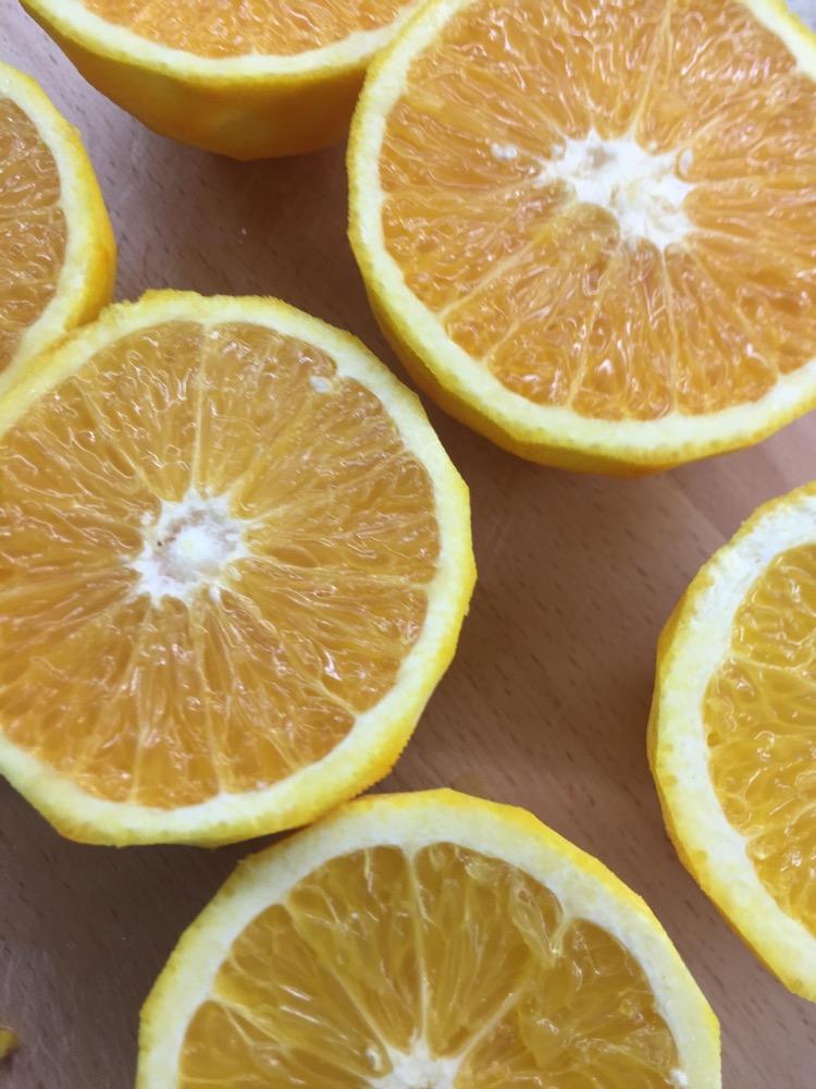 橙子酵素的做法步骤