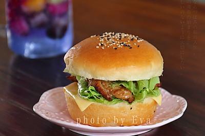 鸡腿汉堡 #2016松下大师赛(广州)#