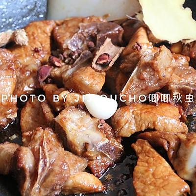 酸甜咸口百吃不腻的开胃最好排骨部位的做法_牛肚糖醋吃的年糕是哪图片