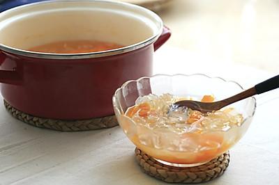 木瓜银耳汤-丰胸美肤提升免疫力一网打尽