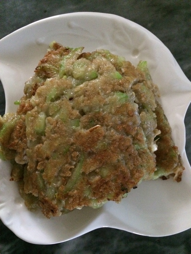 台湾海蛎煎 潮汕蚝烙的做法图解6