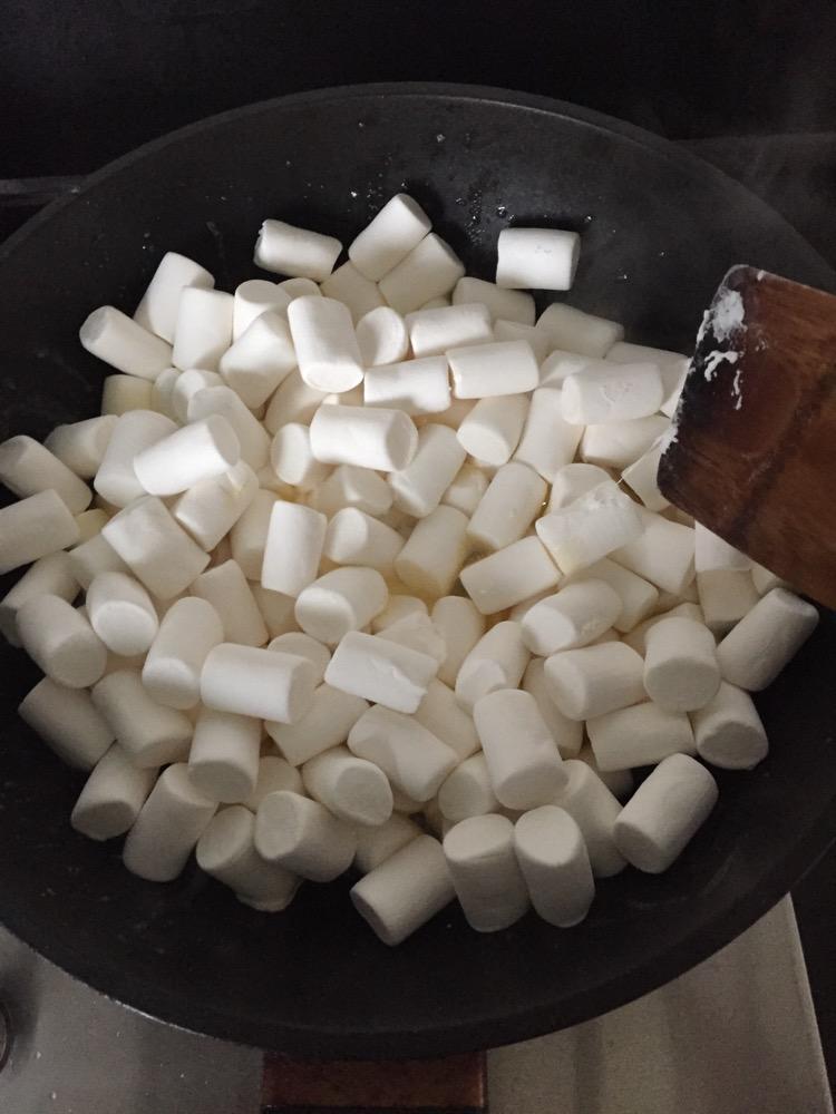 手工花生牛轧糖