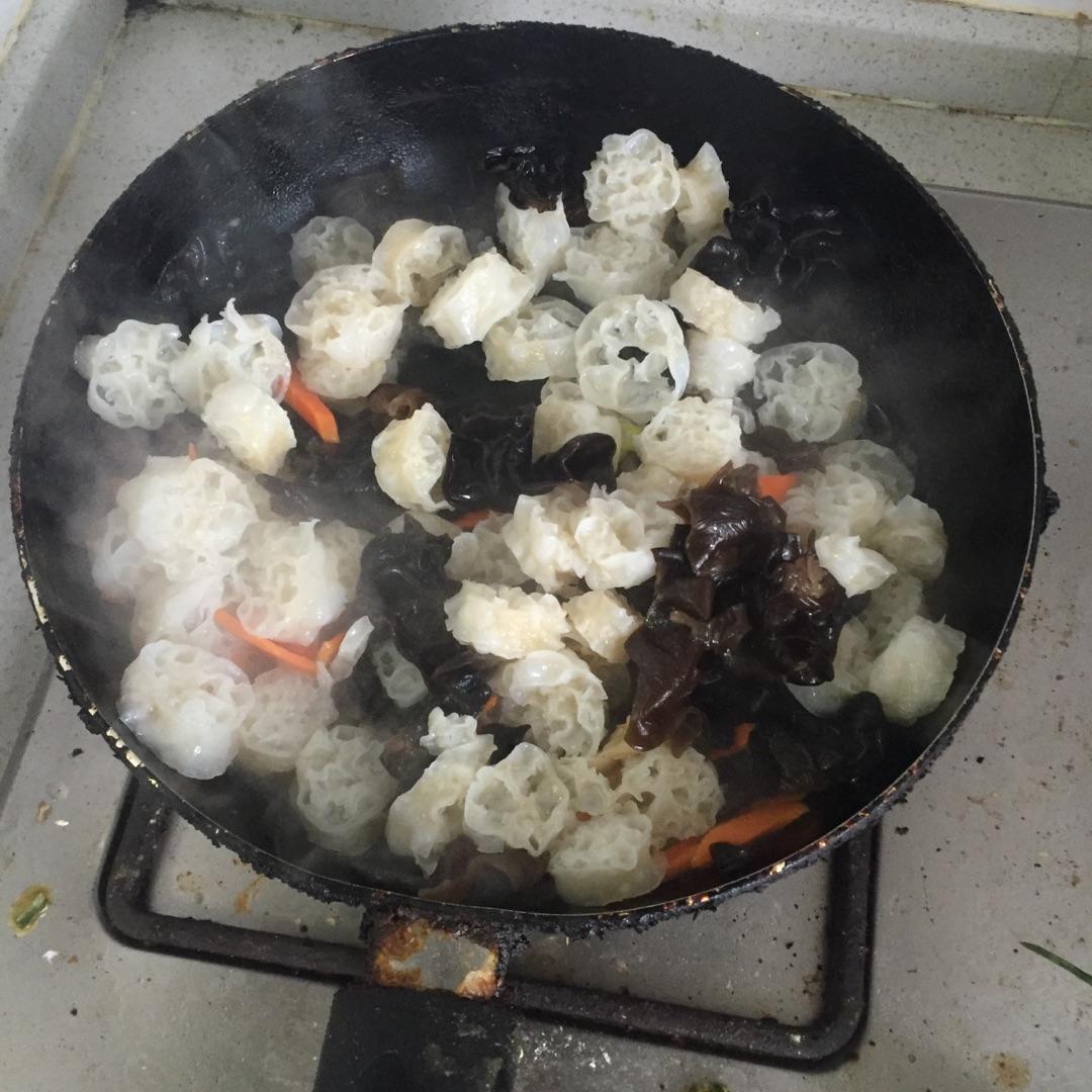 红烧面藕的做法图解4