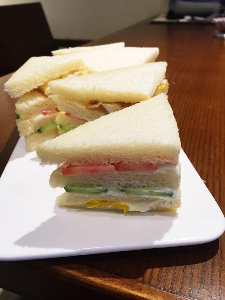 三明治的做法步骤