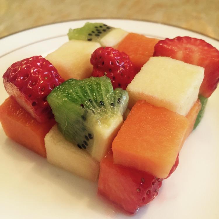 水果魔方的做法步骤
