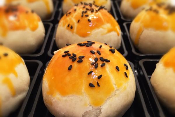 海鲜月饼的做法_菜谱_豆果美食