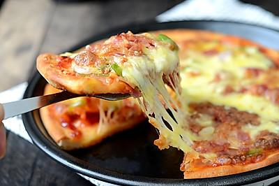 墨西哥披萨#美的烤箱菜谱#