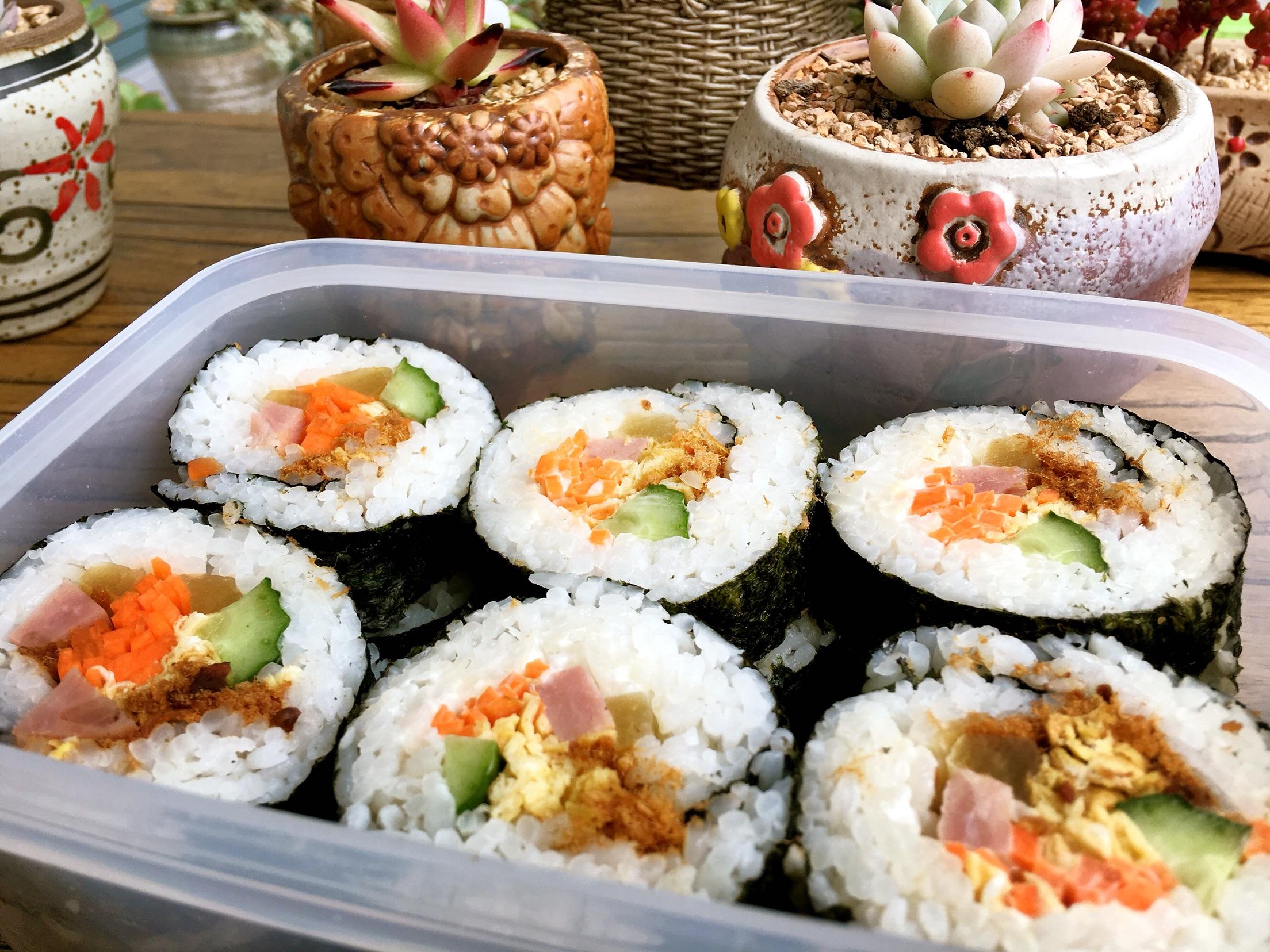 美味寿司的做法_【图解】美味寿司怎么做如何做好吃
