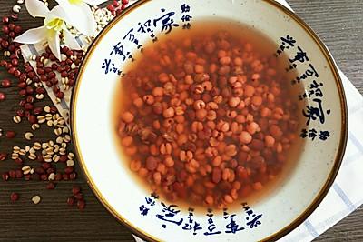 夏日解暑祛湿~红豆薏米汤【豆果魔兽季部落】
