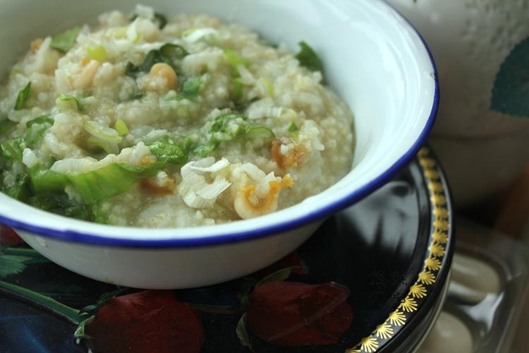菜谱粥--利仁电火锅试用菜品之一聚会鲍鱼单图片